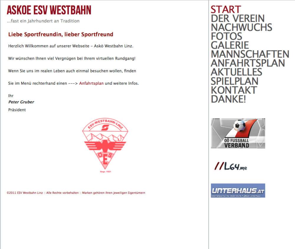 ASKÖ ESV Westbahn