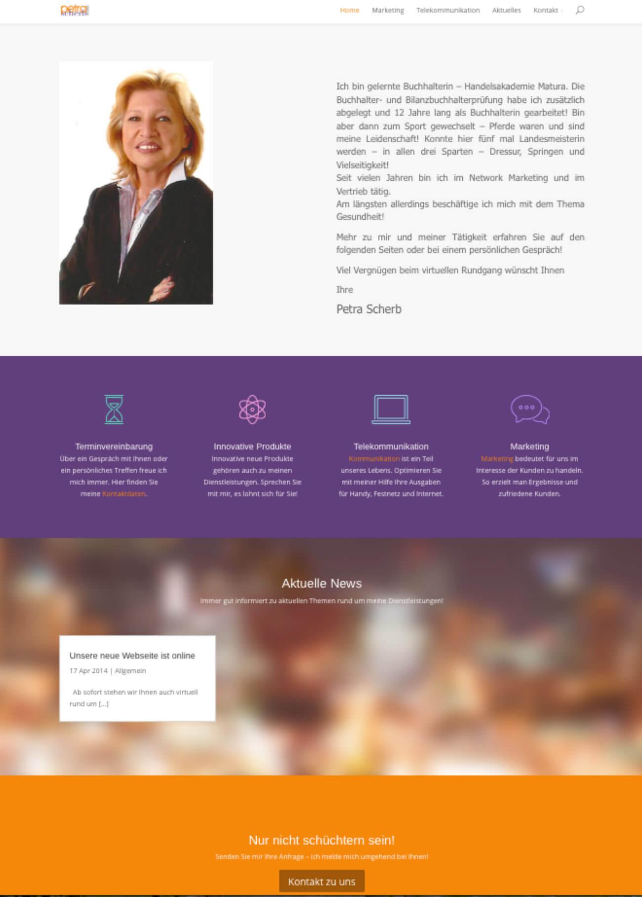 Petra Scherb.com